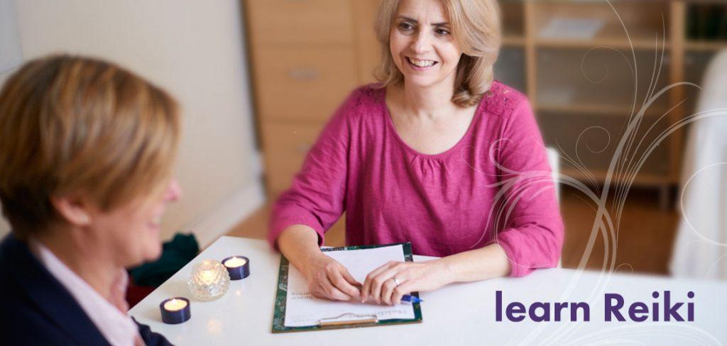 Learn Reiki in Bath with Heidi